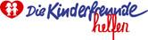 "Logo ""Kinderfreunde helfen"""